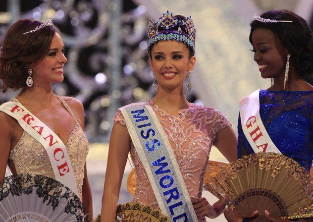 Finalistas Miss Mundo