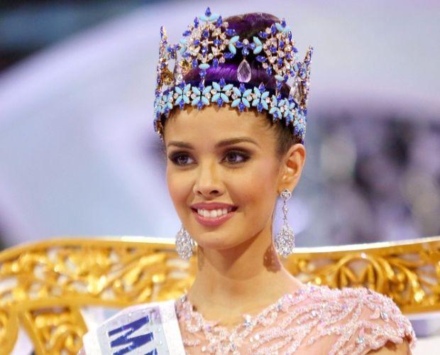 Vencedora do Miss Mundo
