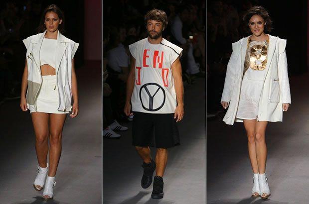 Bruna Marquezine Desfilando Fashion Rio