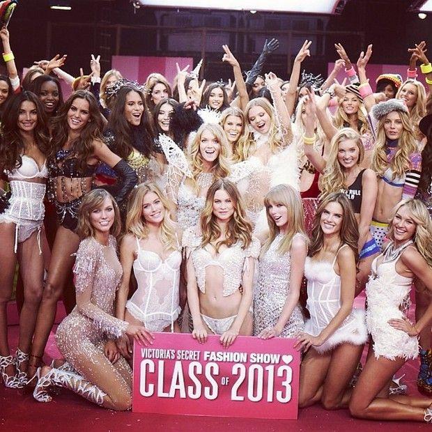 Desfile da Victoria's Secret 2013