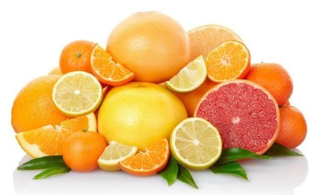 Alimentação Frutas Cítricas