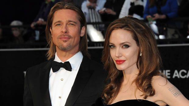 Casamento de Brad e Angelina