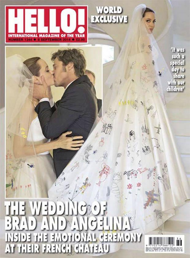 Angelina Jolie Brad Pitt Casamento