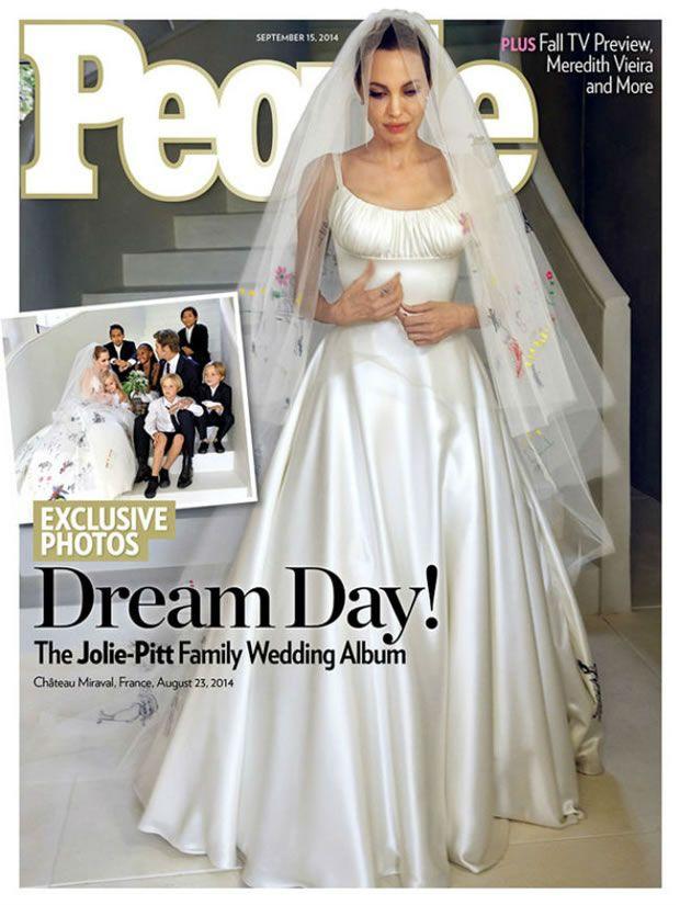 Angelina Jolie Noiva