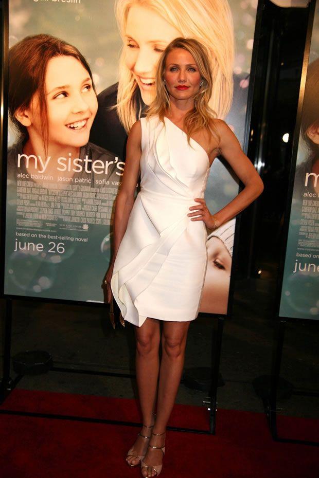 Cameron Vestido Branco