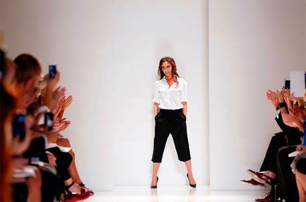 Coleção de Sapatos Victoria Beckham
