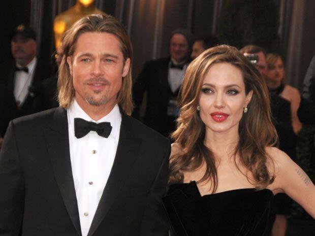 Vestido de Noiva Angelina Jolie