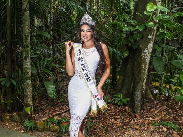 Candidata Amazonas 2015
