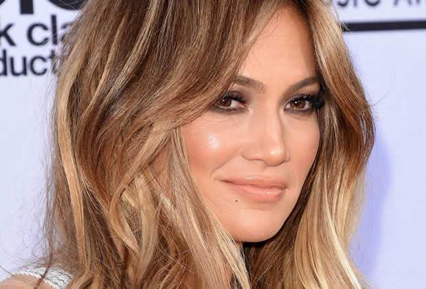 Maquiagem da Diva Jennifer Lopez