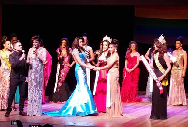 Concurso de Miss Gay