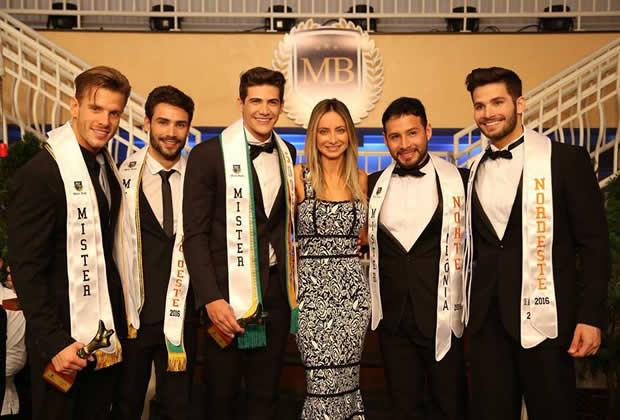 Concurso Mister Brasil 2016