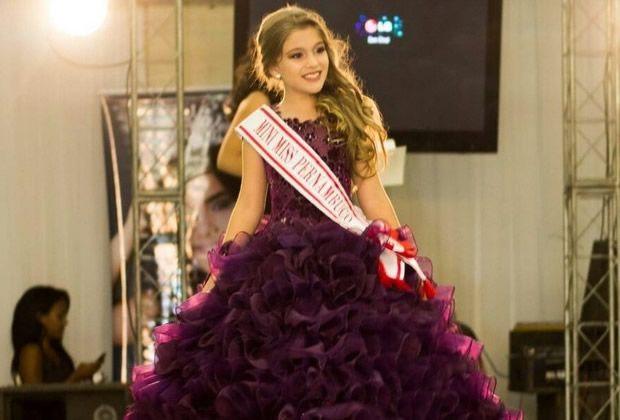 Mini Miss Brasil 2016