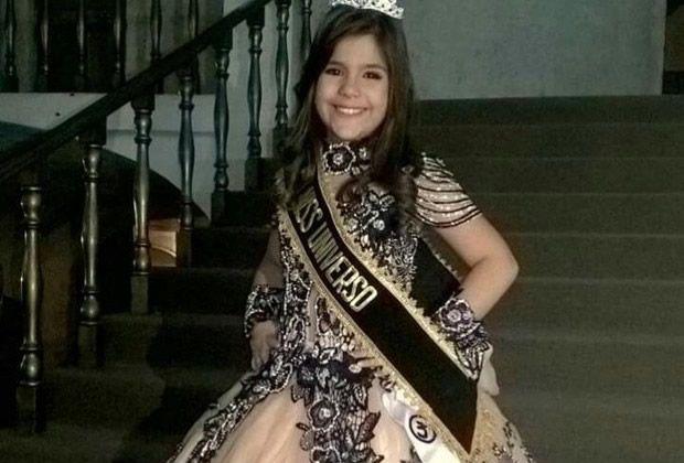Mini Miss Universo