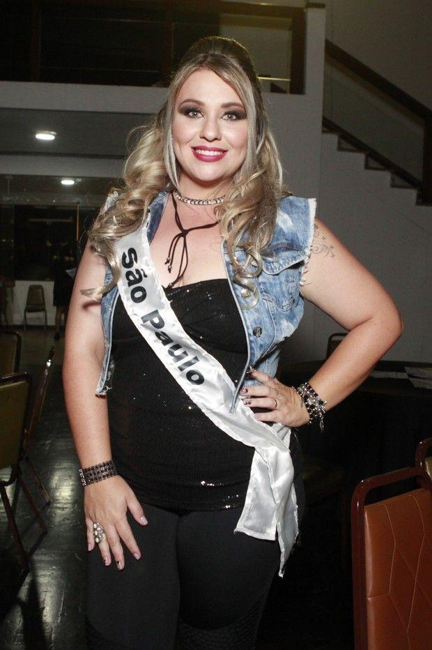 Scheila Dorneles é a Nova Campeã no Miss Plus Size Nacional