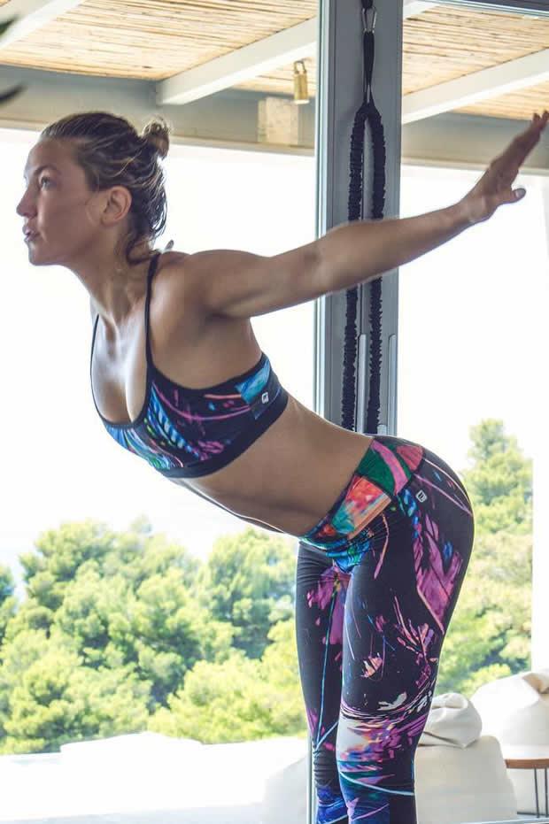 Rotina de Alimentação e Exercícios de Kate Hudson