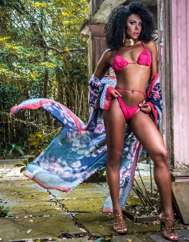Dentista Trans se Inspira na Miss Brasil Raíssa Santana