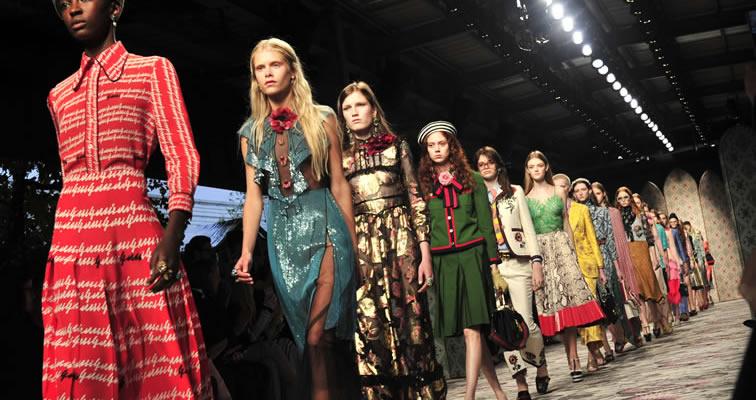 Desfiles de Moda On-line