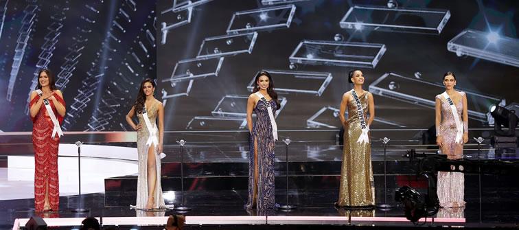 Finalistas Miss Universo 2020