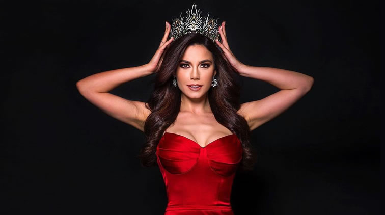 Miss Brasil Julia Gama