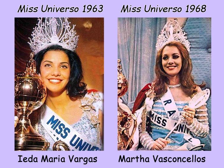 Miss Brasil que já foi Miss Universo