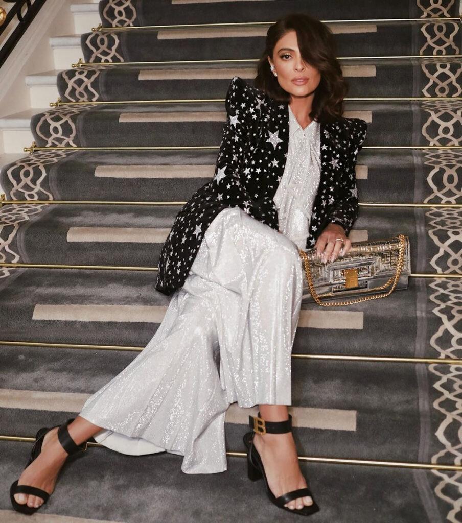 Juliana Paes Paris Fashion Week