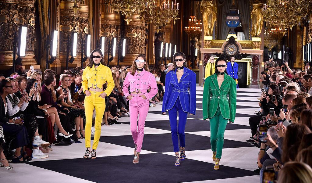Quantas grifes farão parte da Paris Fashion Week?
